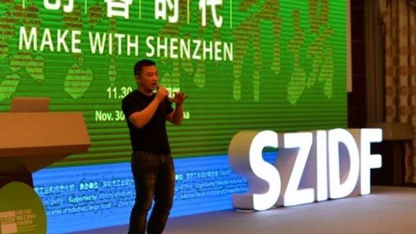 Представитель китайских мейкеров – Пань Хао