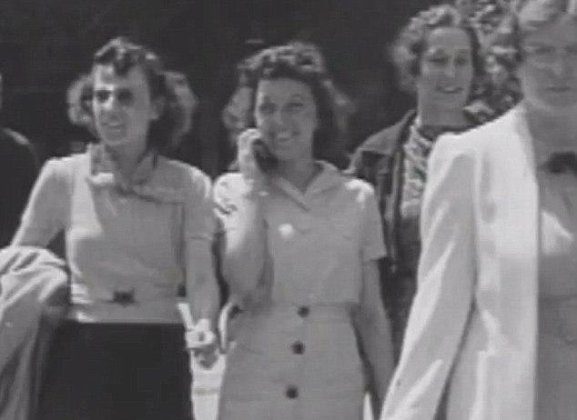 Раскрыта тайна «девушки с мобильным» с довоенной кинохроники