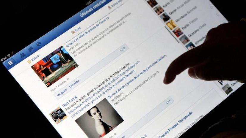 Ученые: Facebook может стать причиной «психических расстройств»