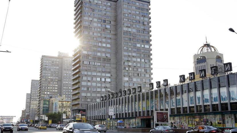 Московские дома распишут мхом