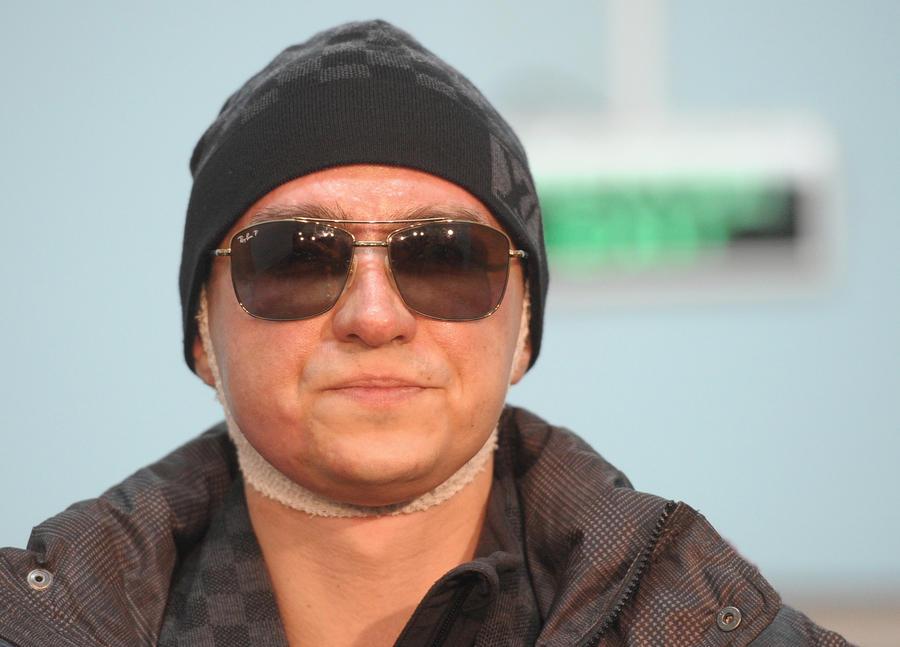 Сергей Филин ослеп на оба глаза