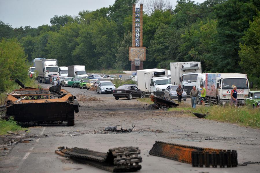 Экскурсия на войну: на Украине туристов возят посмотреть полуразрушенные города на востоке страны