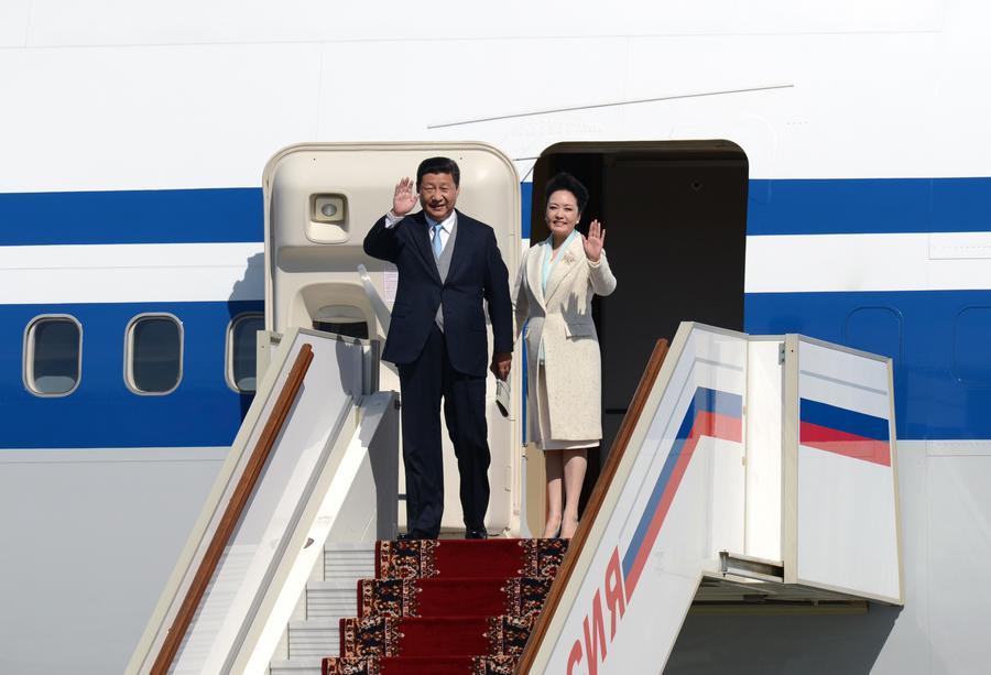 Лидеры мировых государств прибывают в Москву для участия в праздновании 70-летия Победы
