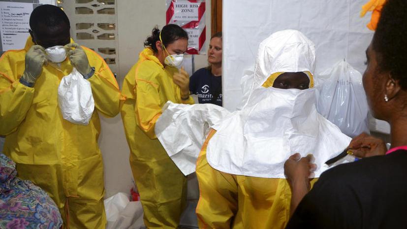 Вирусологи из России прибыли в Гвинею для оказания помощи в борьбе с лихорадкой Эбола
