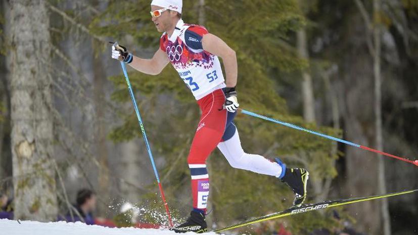 Лыжника Мартина Сундбю собственная мать назвала «худшим норвежцем на Земле»
