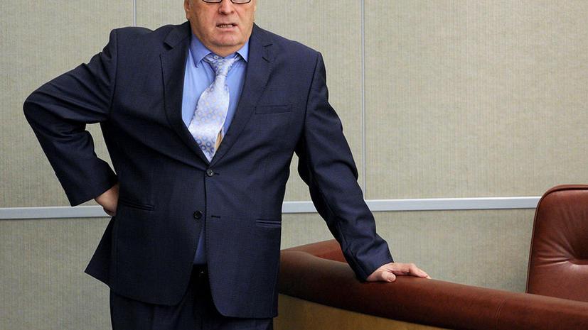 Владимир Жириновский: Это не метеоры падают, это испытывается новое оружие - американцами