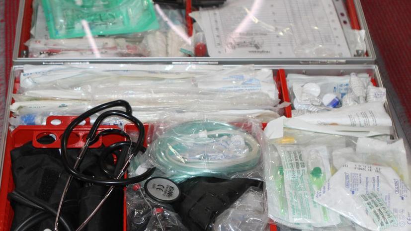 В Орле в рамках учений госпитализировали двух африканцев с подозрением на лихорадку Эбола