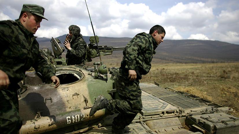 Болгарские власти просят США ввести войска на Балканы
