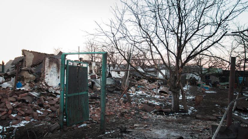 СМИ: Границы Донбасса очертят к 18 марта