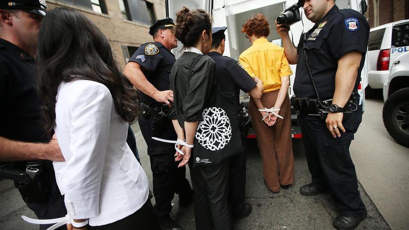 Полусекретная квота на арест иммигрантов действует в США с 2006 года