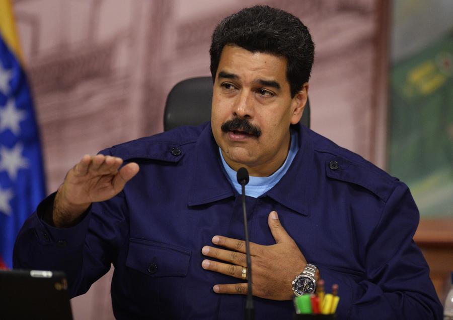 Николас Мадуро предложил Бараку Обаме назначить послов для ведения диалога