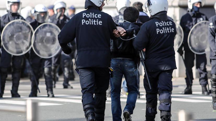 В Бельгии задержан мужчина, готовивший теракт на государственном телевидении