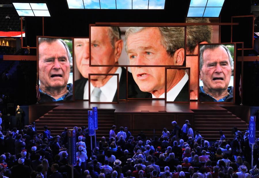 В $3,7 млн обошлось США содержание бывших президентов в 2012 году