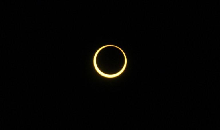 Солнечное затмение произойдёт сегодня ночью в южном полушарии