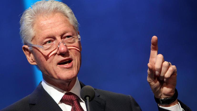 Билл Клинтон: Путин держит слово, да и вообще очень умён