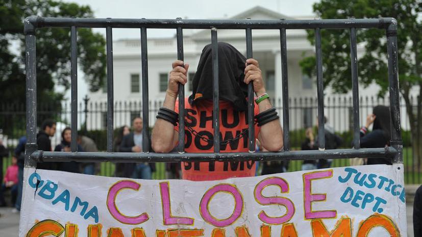 Слова Барака Обамы - луч света для узников Гуантанамо