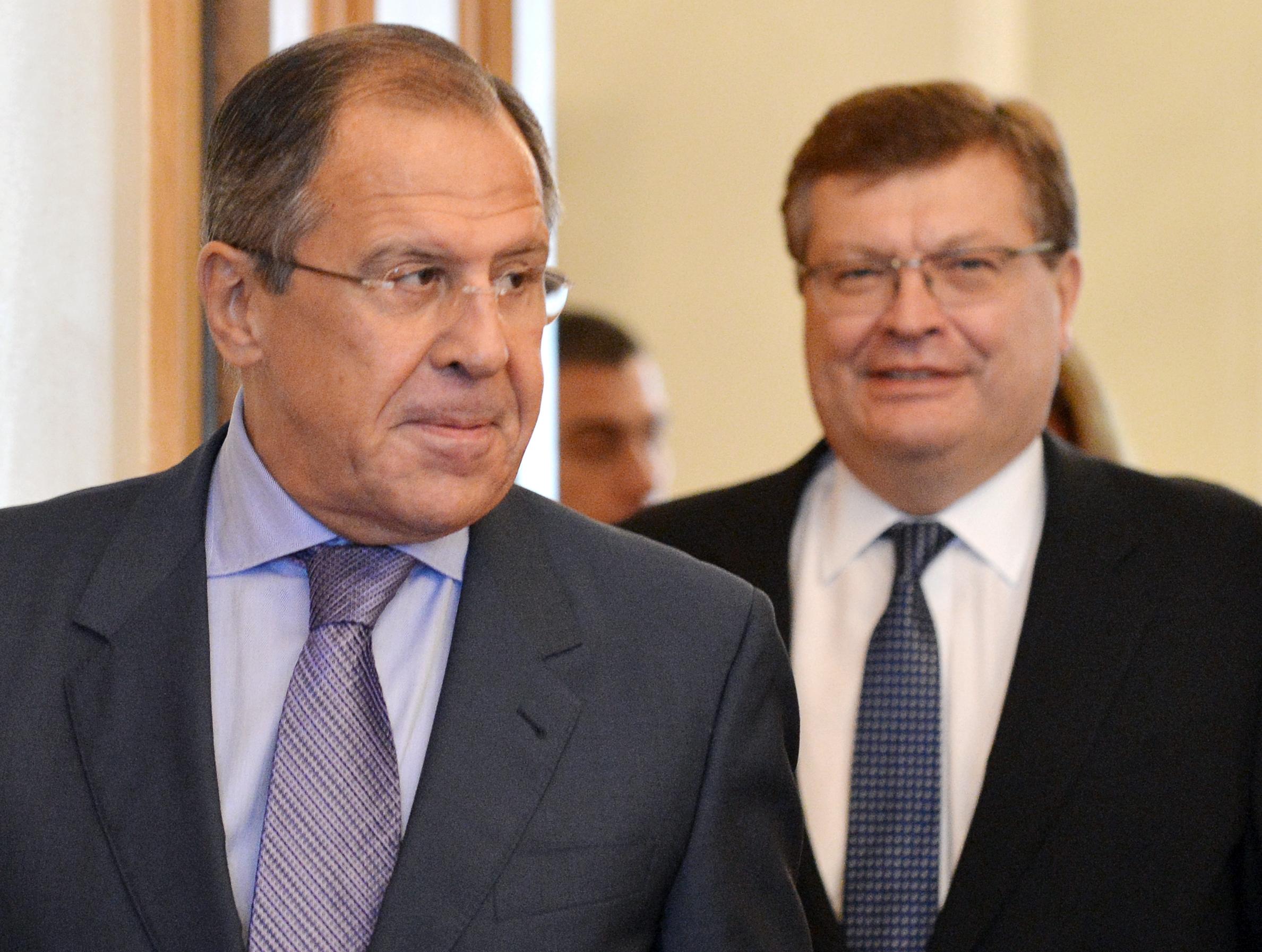 МИД: В США права журналистов ущемляют, а в России – нет