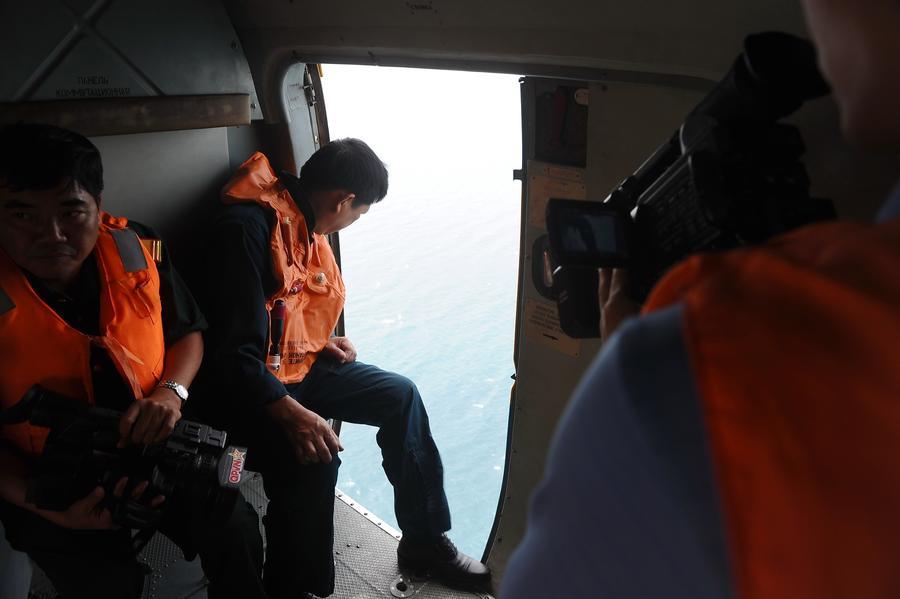 Поиски пропавшего малазийского самолёта расширены до Андаманского моря и Вьетнама