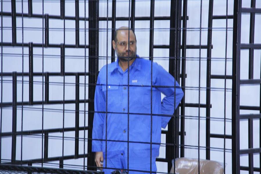 Сын Муаммара Каддафи приговорён к смертной казни
