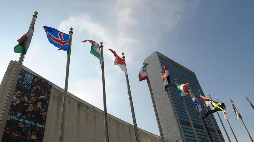 Россия выступает против навязывания посреднической миссии  ООН для урегулирования ситуации в Крыму