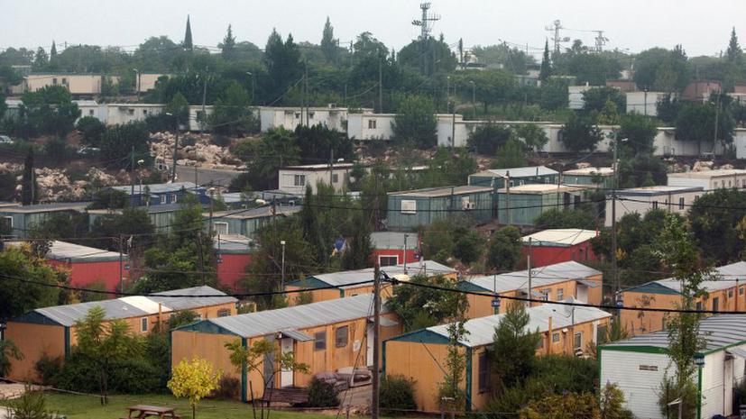Израиль начал строительство университетов на оккупированных палестинских землях