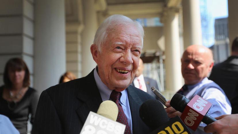 СМИ: Джимми Картер полетит в Северную Корею для освобождения американского бизнесмена