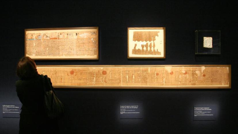 В Египте найдены самые древние папирусы