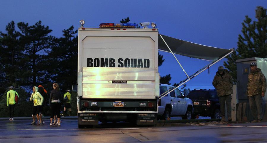 В США арестован россиянин, хранивший дома бомбу