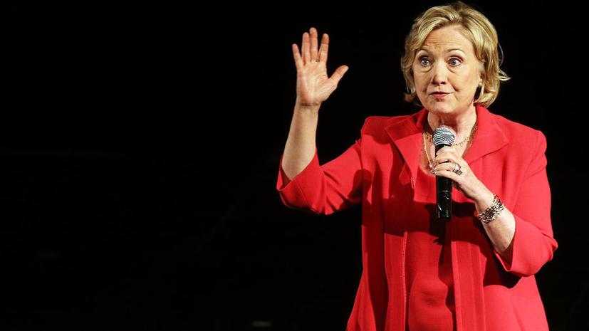 Хиллари Клинтон решила возложить ответственность за крушение Boeing 777 на Россию и Владимира Путина