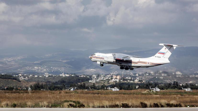 Два самолёта МЧС России эвакуировали из Непала 128 граждан семи государств