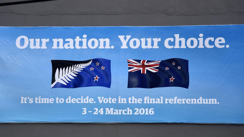 Равнение на знамя: спустит ли Новая Зеландия «Юнион Джек»?