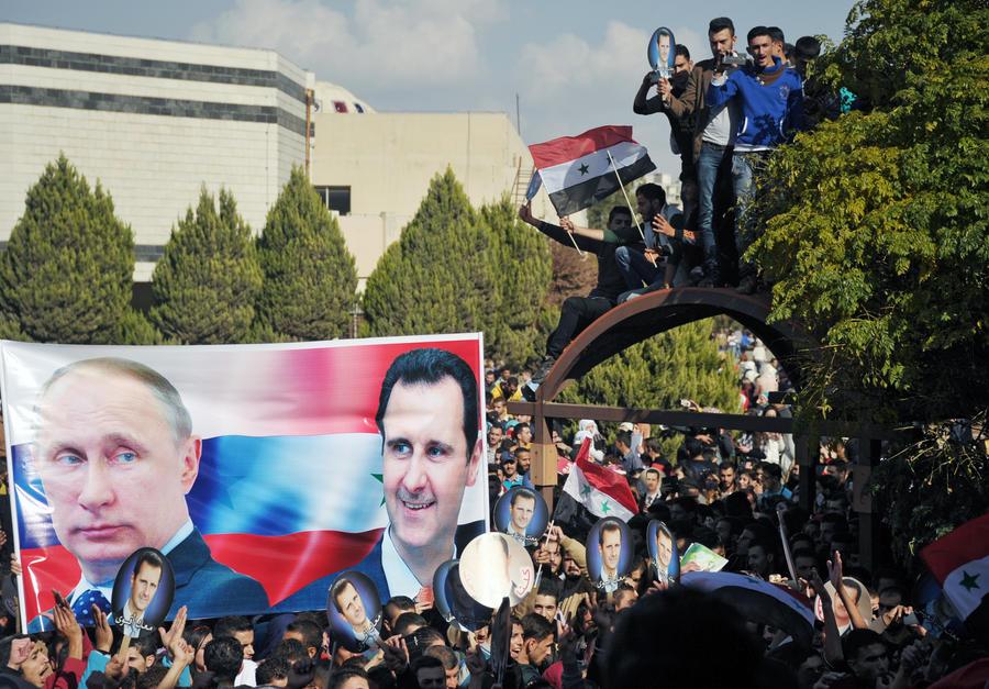Американские СМИ: Владимир Путин прав, поддерживая Башара Асада