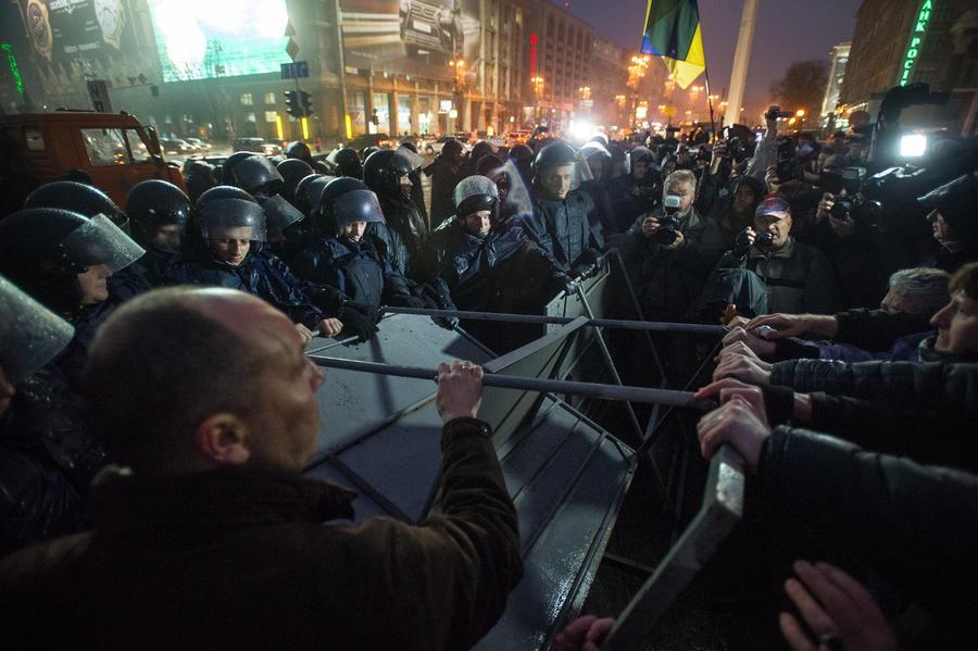 СМИ: Переворот в Киеве готовили задолго до «майдана»