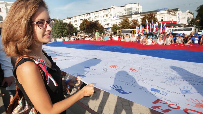 Французский депутат: Российский Крым нам не угроза, а вот санкции — это тупик