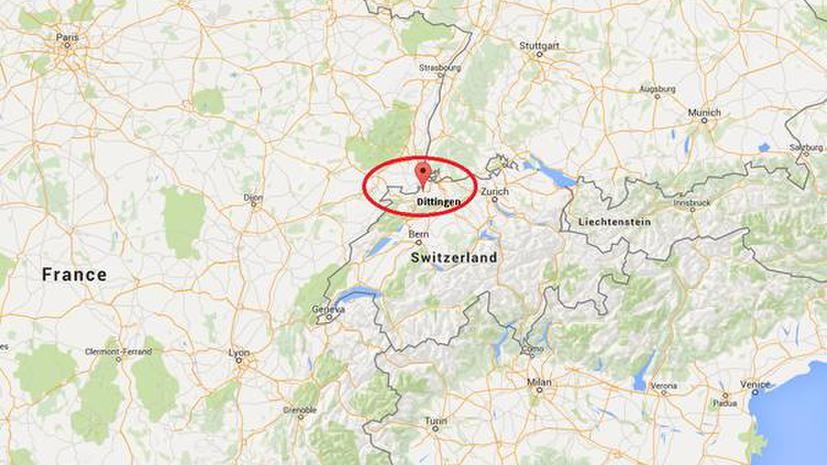 На авиашоу в Швейцарии столкнулись самолёты, один пилот погиб
