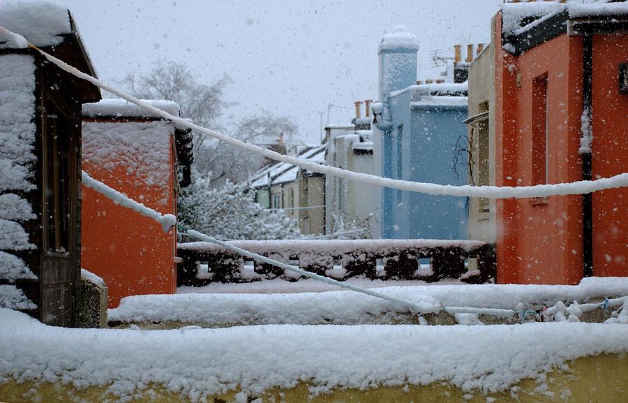 Метеорологи: глобальное потепление в Центральной Азии закончилось