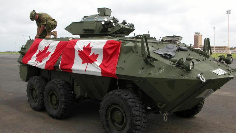 Канада объявила о высылке российских военнослужащих, проходящих обучение в вузах страны