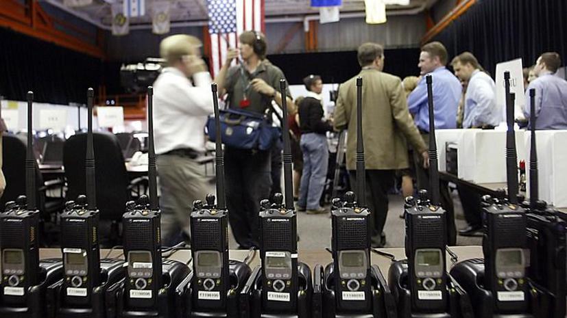 Спецслужбы США потеряли 2 тыс. закодированных раций