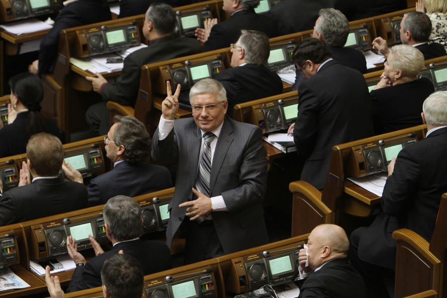 Украинские депутаты отказались отмечать юбилей Вернадского