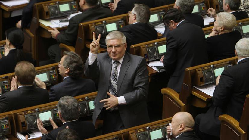 Депутат Партии регионов: Олимпиада в России даёт возможность договориться украинской власти и оппозиции