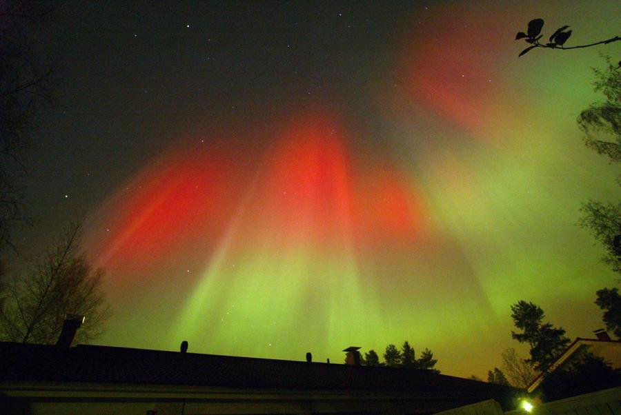 На Землю обрушится сильнейшая магнитная буря