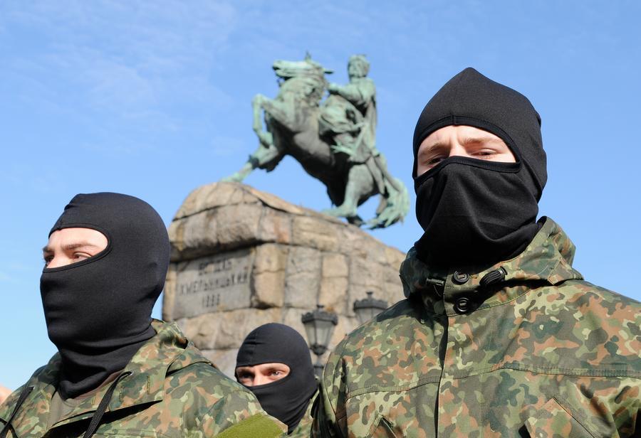 ДНР: Украинские силовики начали применять тактику заградотрядов
