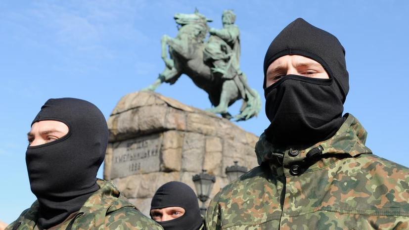 СМИ: В Польше возмущены выходками неонацистов с Украины
