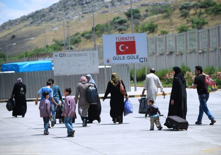 Турция защитится от сирийских боевиков стеной