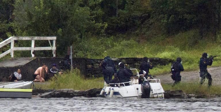 Норвегия депортировала африканца, едва не погибшего от рук Андерса Брейвика