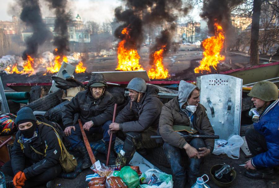 МИД РФ: Москва предоставит ЕС и ОБСЕ доказательства  устроенных экстремистами беспорядков на Украине
