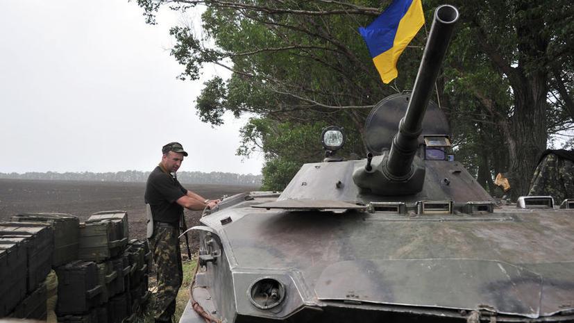 ДНР: На стороне украинской армии воюют иностранные наёмники