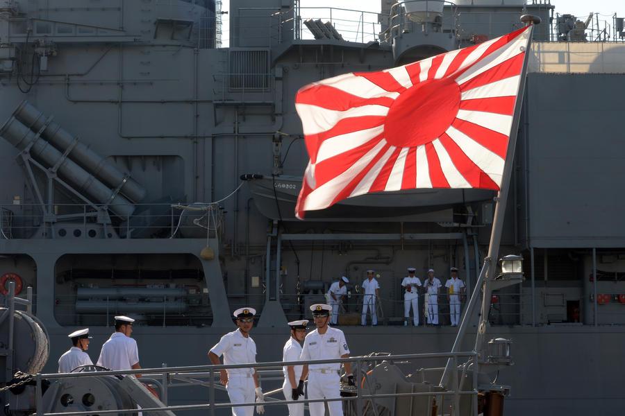 СМИ: Япония планирует изменить конституцию для проведения зарубежных военных операций