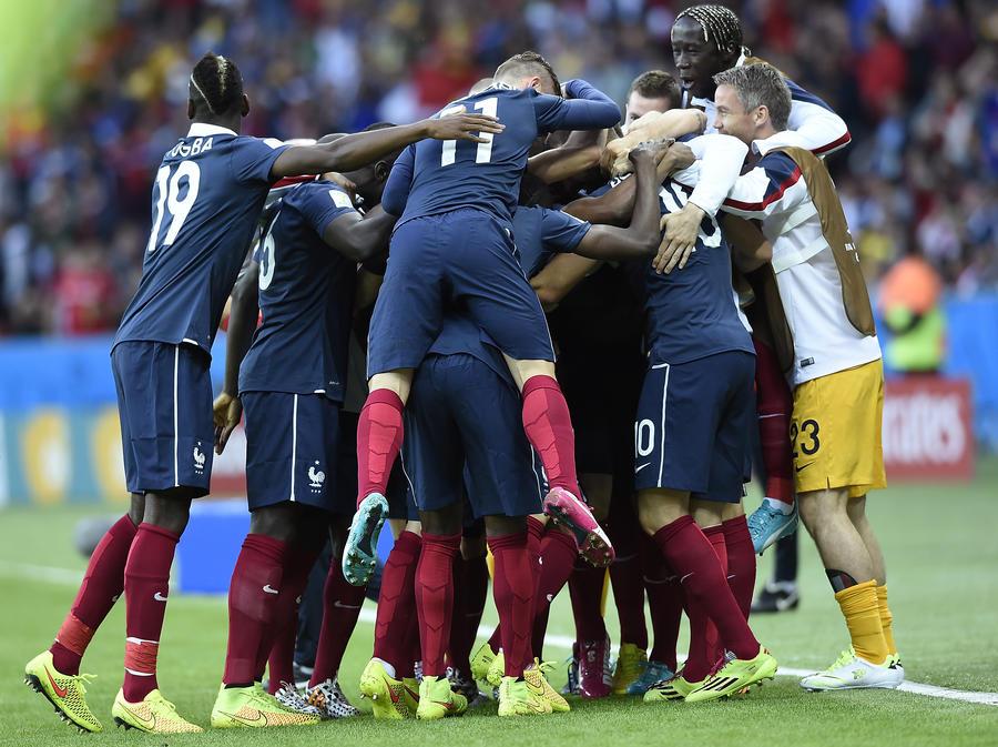 ЧМ-2014: признать гол Франции помогла автоматика