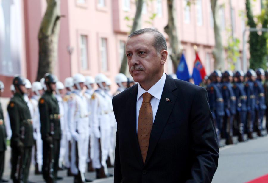 Лже-террорист попытался ворваться в резиденцию премьер-министра Турции